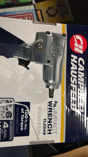 3/8 impact wrench for Sale in Kansas City, KS
