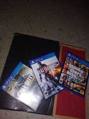 Ps4 games for Sale in Avon Park, FL