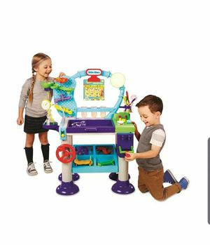 NIB New Little Tikes STEM Jr. Wonder Lab Toy with Experiments for Kids - 1 available for Sale in Flower Mound, TX