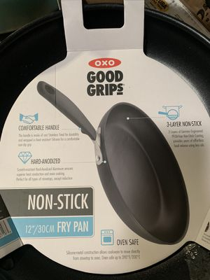 """Oxo Good Grips Non-Stick Fry Pan 12"""" for Sale in South Gate, CA"""
