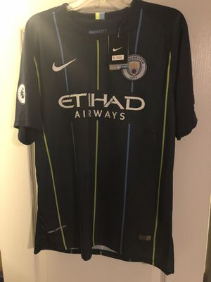 Manchester City away Jersey 18/19 for Sale in Greenville, NC