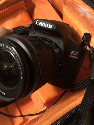 Canon Rebel T6 plus accessories for Sale in Seattle, WA