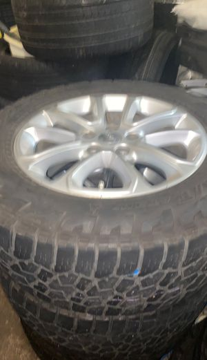 Jeep wheels for Sale in Irving, TX