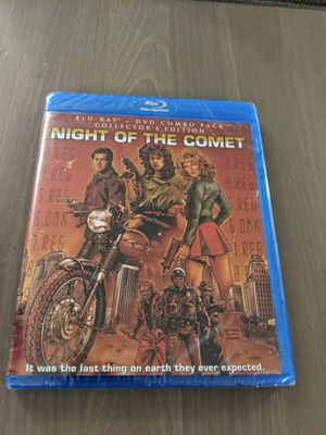Night of the Comet *Sealed* BluRay for Sale in Los Angeles, CA