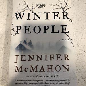 Winter People By Jennifer McMahon for Sale in Corona, CA