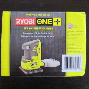 Ryobi One+ Cordless Sander for Sale in Washington, DC