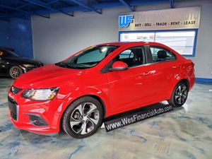 2017 Chevrolet Sonic for Sale in Dearborn Heights, MI