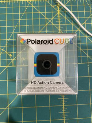 Polaroid HD Cube Action Cam for Sale in Redwood City, CA