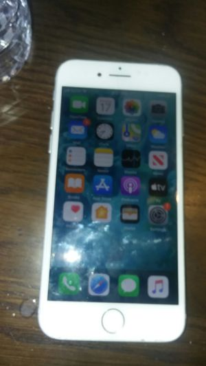 IPhone 8 white glass for Sale in District Heights, MD