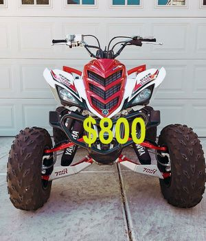 ✅Ask for 💲 800 urgentl 2008Yamaha Raptor700rr for Sale in Anaheim, CA