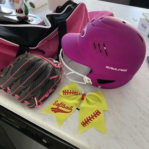 Youth Girls Softball Package for Sale in Buckeye, AZ