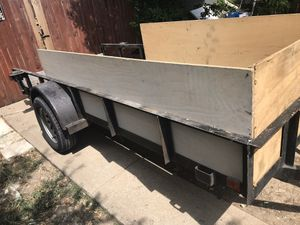 Traila / Utility Trailer for Sale in Fort Worth, TX