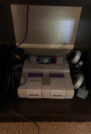 Super Nintendo... great condition... for Sale in Villa Rica, GA