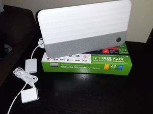 Amplified HDTV indoor antenna for Sale in City of Industry, CA