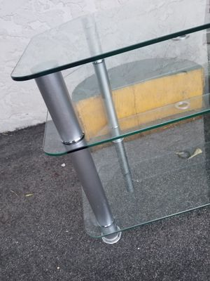 TV Stand Great Condition for Sale in Woodland Park, NJ