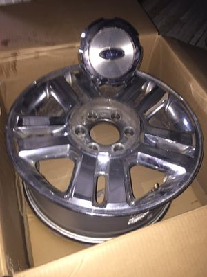 Ford F-150 18in rim set for Sale in Cortland, NY
