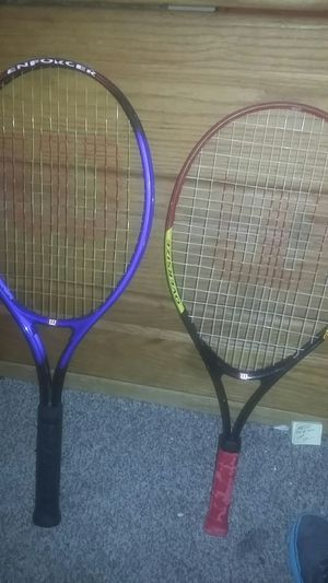 Tennis racket for Sale in Dinuba, CA