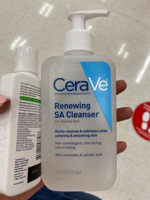 Cerave SA cleanser for Sale in Boyds, MD