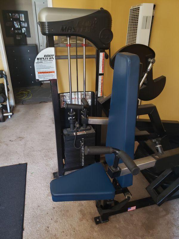 Tricep press