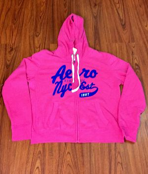 NWT Aeropostale Zip Up Hoodie Sweatshirt XL for Sale in Pomona, CA