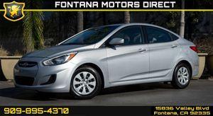 2016 Hyundai Accent for Sale in Fontana, CA