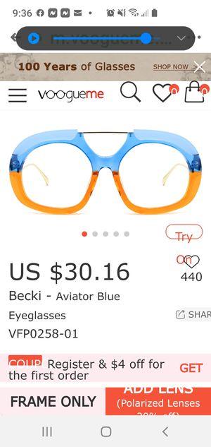 Brand new. Non prescription glasses. for Sale in Hazelwood, MO