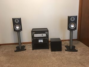 Monitor Audio PL100 Speakers for Sale in Mount Oliver, PA
