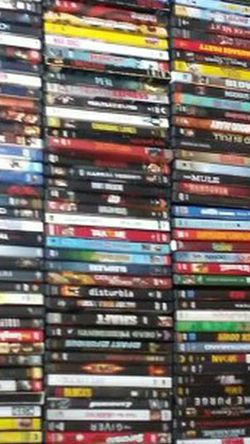 Dvd /blu-ray Collection for Sale in Dallas,  TX