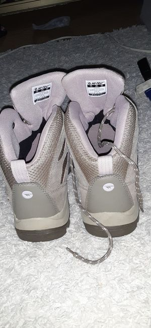 Hi-Tech, Dri-Tech (waterproof) Hiking boots for Sale in Imperial Beach, CA