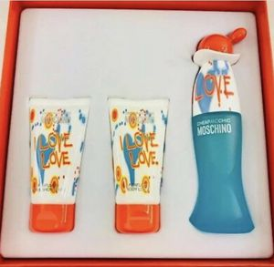 Moschino Set 'I Love Love' Chip and Chic 3-Piece Fragrance Set. Send to anywhere for Sale in Newton, MA
