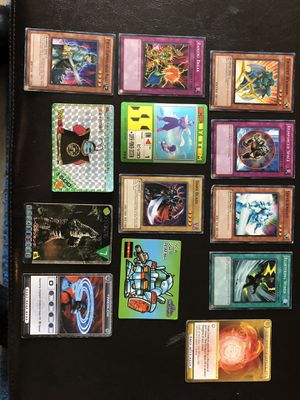 YU GI UH YUGIUH PLAYING CARDS JAPANESE CHAOTIC DRAGON BALL Z for Sale in Tampa, FL