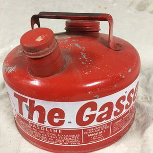 Vintage Gas Can for Sale in Westchester, IL