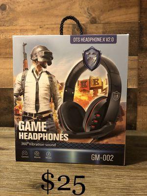 GAME HEADPHONES for Sale in Montebello, CA