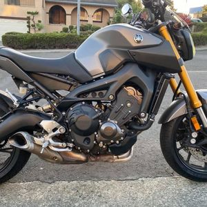 Yamaha FZ-09 Grey-black 900cc for Sale in Vallejo, CA