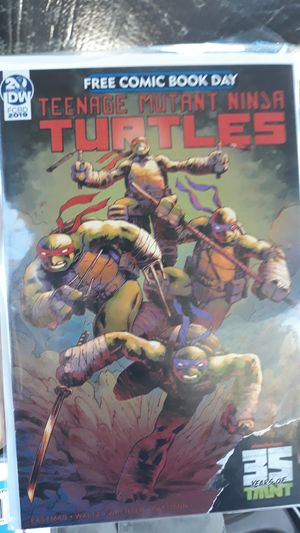 Free comic book day 2019 TMNT for Sale in Los Angeles, CA