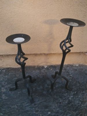 Metal candle holder for Sale in Chino, CA