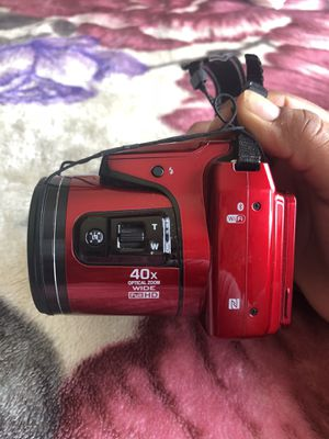 Nikon COOLPIX B500 Digital Camera (Red) for Sale in San Francisco, CA