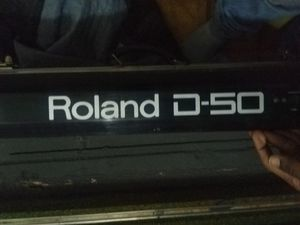Vintage 1987 Roland D-50 Line Synthesizer for Sale in Oxon Hill, MD