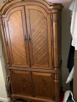 Vintage Armoire / Flexible On Price for Sale in Chula Vista,  CA