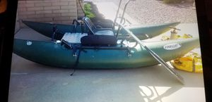 Outcast Fishcat Panther Pontoon Boat for Sale in Mesa, AZ