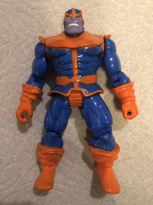 "T hanos 5"" Action Figure Marvel Fantastic 4 Toy Biz 1995 Infinity Gauntlet for Sale in Bremerton, WA"