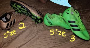 Adidas soccer cleats for Sale in Cudahy, CA