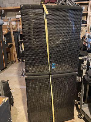 Yorkville subs subwoofer ES808 (unpowered ) for Sale in Hialeah, FL
