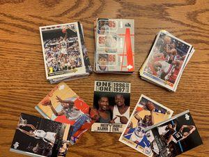 1990's Basketball Cards. At Garner Area Ministries. for Sale in Garner, NC