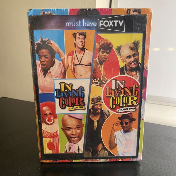 In Living Color Season 2 (Brand New Sealed)