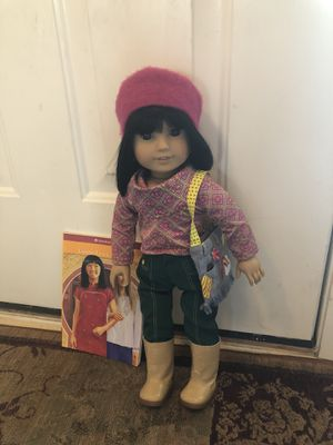 Ivy RETIRED American Girl Doll: Full Set for Sale in Saint Charles, MO