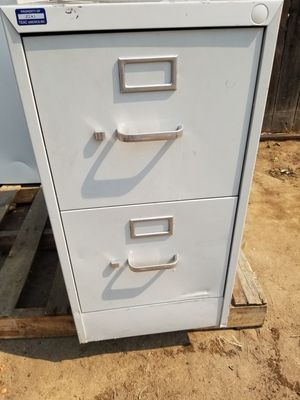 2 Drawer File Cabinet for Sale in Fresno, CA