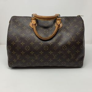 Louis Vuitton Authentic Speedy 35 for Sale in Broomfield, CO