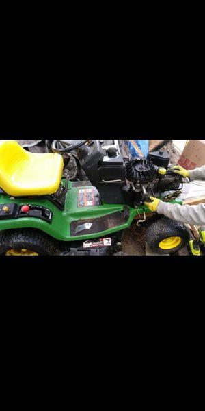 Stx38 tractor mower john deere not running wiring issue simple fix for Sale in Sumner, WA