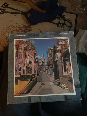 backstreet david sanborn record vinyl for Sale in Thompsonville, MI